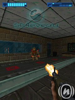 The Overtaker 3D - java игра