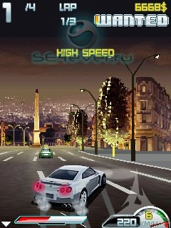 Asphalt 4 3D: Elite Racing - анонс