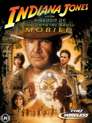 Indiana Jones: And The Kingdom Of The Crystal Skull - java игра