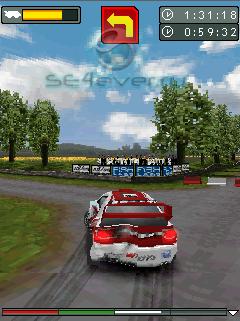 Rally Master PRO - java игра
