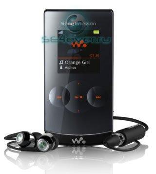 Sony Ericsson начала поставки музыкального телефона W980