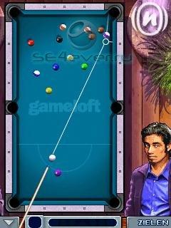 Midnight Pool 2 - java игра для SE