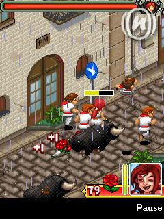 Bull Run Fever - java игра для SE