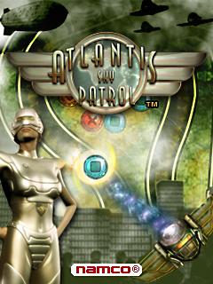 Atlantis Sky Patrol - java игра для SE