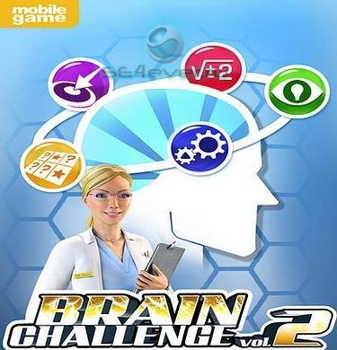 Brain Challenge 2 - java для SE[176х220]