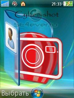 BIG Menu Icons Vista by Troy