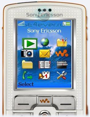 C902 menu - Menu Icons for Sony Ericsson [176x220]