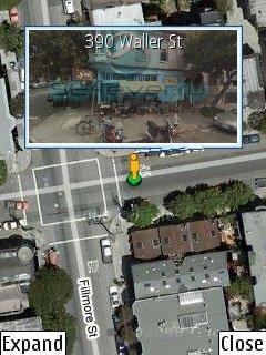 Мобильная версия Google Maps обзавелась режимом Street View