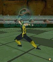 Mortal Kombat 3D - java игра для SE