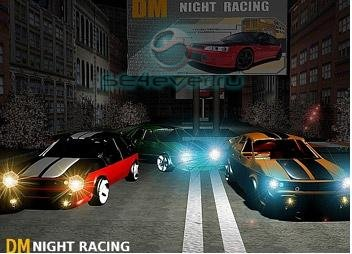 Dm Night Racing 3D - Java-Игра для Sony Ericsson