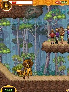 Анонс: Madagascar 2: Escape To Africa от Glu Mobile