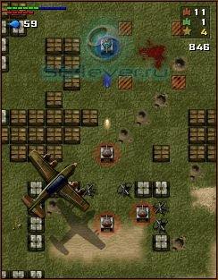 Танчики 4.0 - Java-Игра для Sony Ericsson