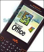 Microsoft MiniOffice Mobile-Java приложение