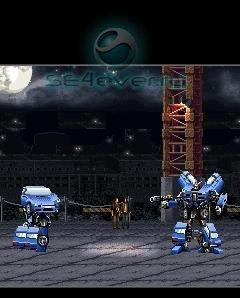 Transformers - Java игра для SE [240x320]