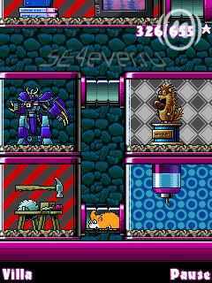 Hamster Mansion - Java-Игра для Sony Ericsson