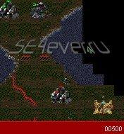 StarCraft - mobile v1.5.0 - Java-Игра для Sony Ericsson