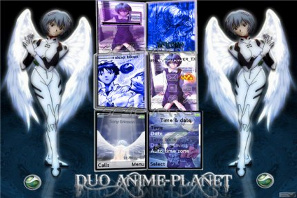 Rei Ayanami - Mod Pack by Duo Anime-Planet 240x320