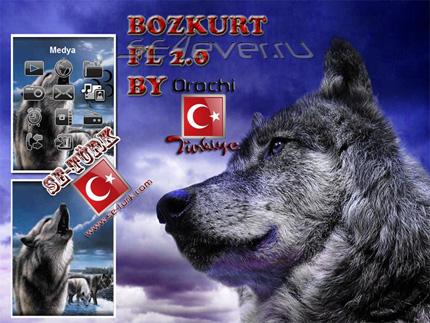 Бозгурт  (Bozkurt)