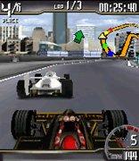 Andretti Racing 3D - Java-Игра для Sony Ericsson
