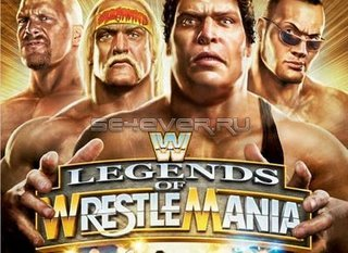 WWE Legends of WrestleMania -java игра