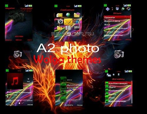 A2 photo - Тема для A2
