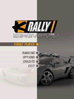 K-Rally игра для UIQ3