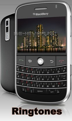 Рингтоны от BlackBerry Bold