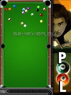 Addicted To Pool - java игра