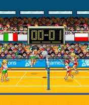 World Volleyball (Bluetooth) - Java Игра