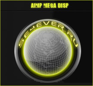 Aimp MEGA DISP® TEST Version For SE W910