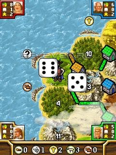 Catan The First Island - java игра для SE