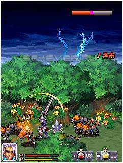 Soul Sword - Java-игра для Sony Ericsson