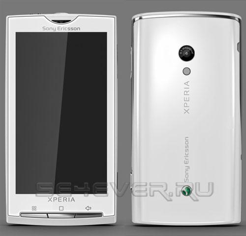 Sony Ericsson Rachael. 9 Июля 2009. Видео: интерфейс. Android-смартфона.