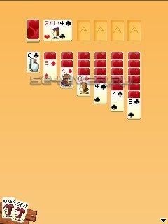 Party Island Solitaire 16 Pack - Java Игра для Sony Ericsson