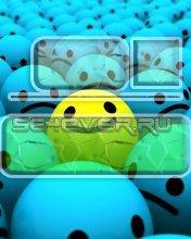 Smile - Скин Walkman 2.0 176x220