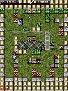 Super Tank - Скачать java игру для Sony Ericsson