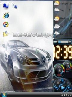 Windows Vista 2.3 + Scin Benz - java приложение