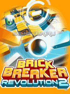 Brick Breaker Revolution 2 - java игра для Sony Ericsson