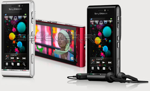 Sony Ericsson Satio U1 Инструкция