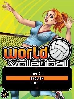 World Volleyball - java игра