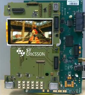 Новая аппаратная платформа ST-Ericsson U8500 для мобильных устройств