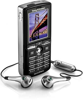 Разборка и сборка Sony Ericsson K750i