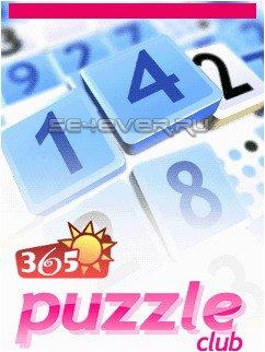 365 Puzzle Club - java игра