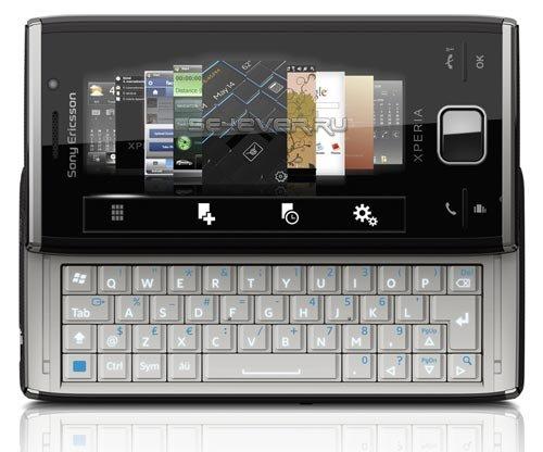 Sony Ericsson выпустила обновление для Xperia X2