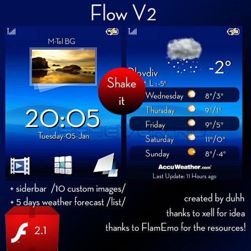 Flow v2 - Flash Walls 2.1 & 2.0