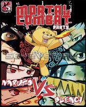 Naruto Mortal Kombat - java игра