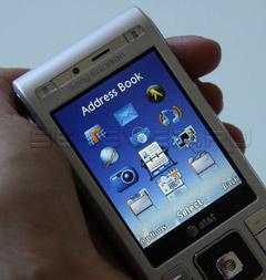 Menu Icons For Sony Ericsson