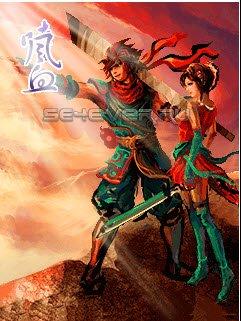 Legend of Sword - Java игра