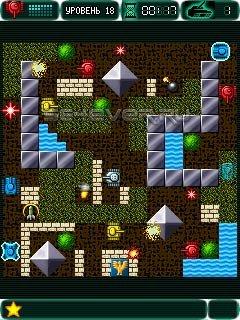 Танчик-Х + Вluеtooth / Tank-X BlueTooth - Скачать java игру