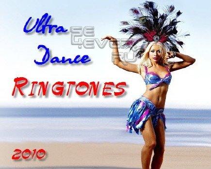 Ultra Dance Ringtones (2010). Танцевальные рингтоны
